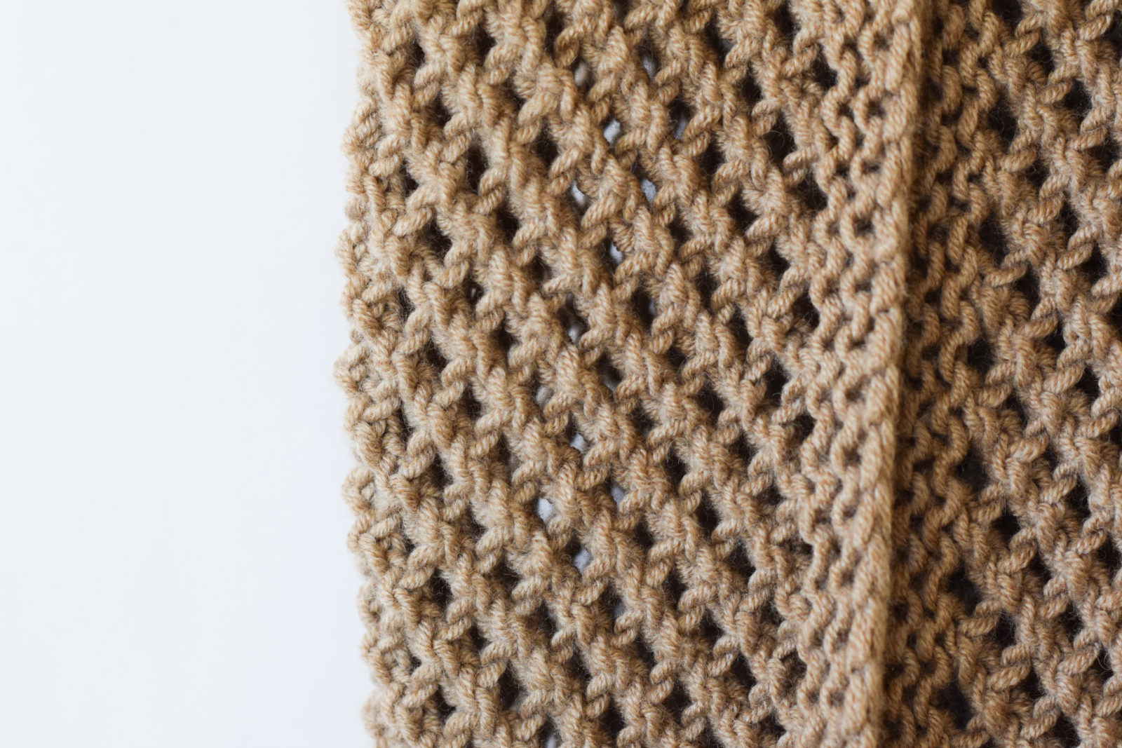 Pattern Knit The Traveler Knit Infinicowl Scarf Pattern Mama In A Stitch
