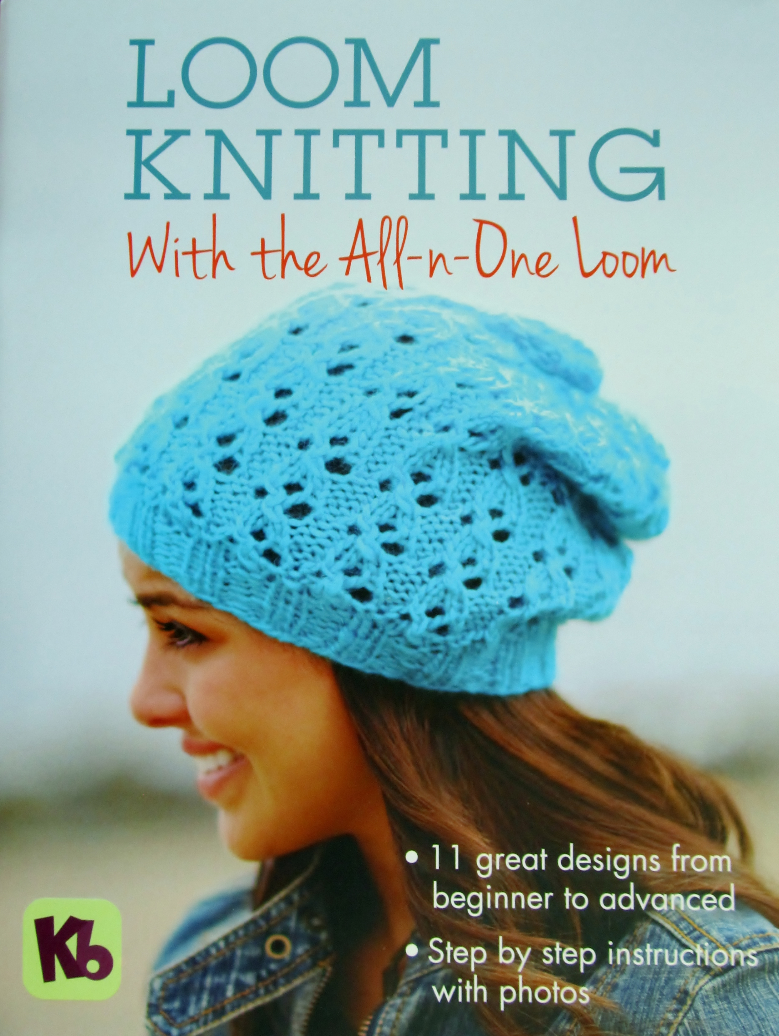 Round Loom Knitting Patterns Download Loom Knitting With The All N One Book Guppygirl