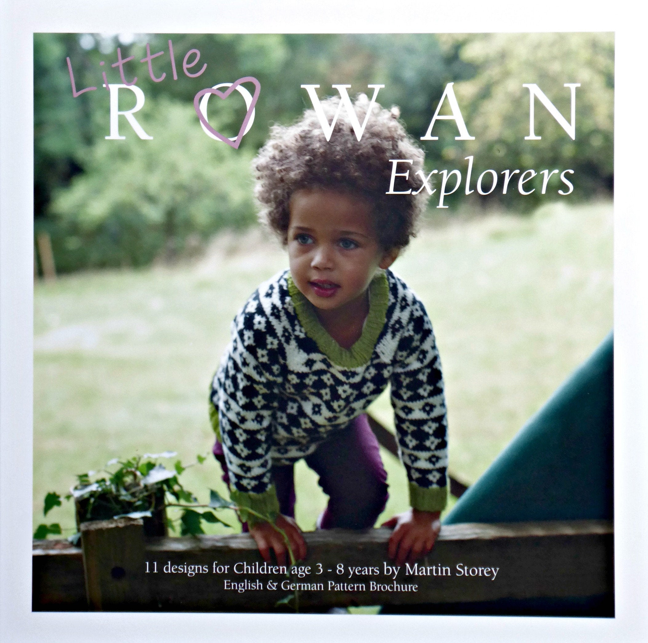 Rowan Knitting Pattern Books Childrens Knitting Pattern Book Rowan Little Explorers Knitting Pattern Book Dk And 4ply Light Worsted And Sport