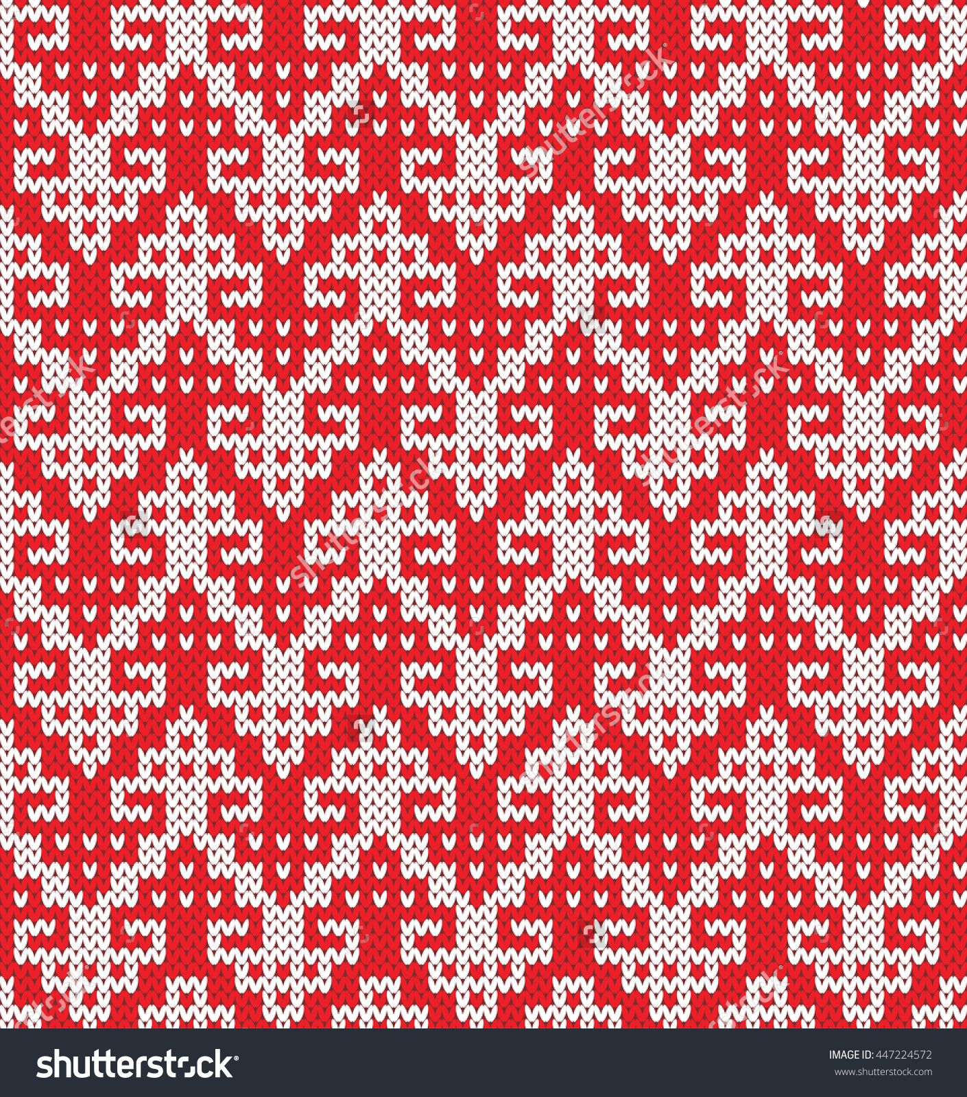 Seamless Knitting Patterns Jacquard Pattern Vector At Getdrawings Free For Personal Use