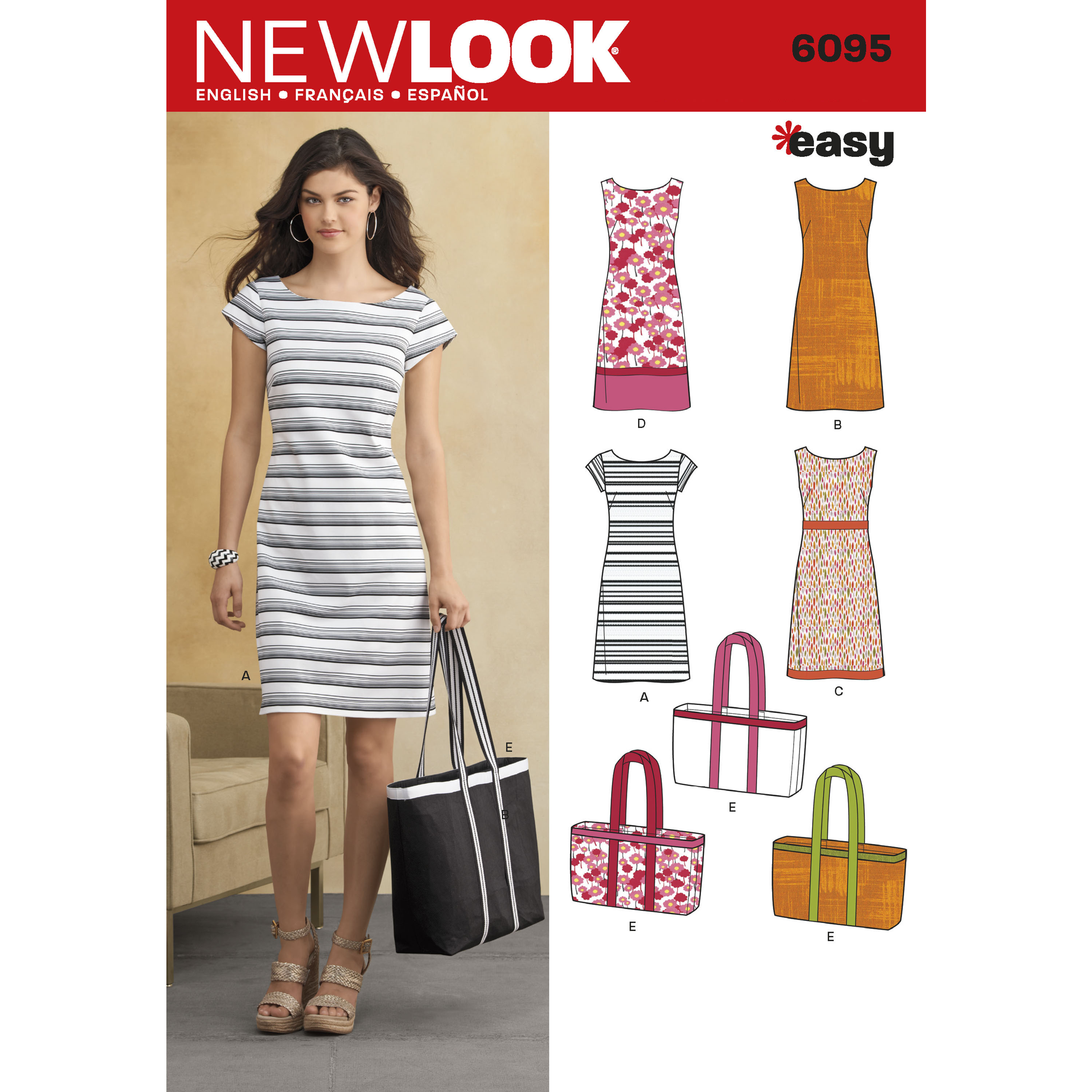 Simple Knit Dress Pattern Misses Dresses