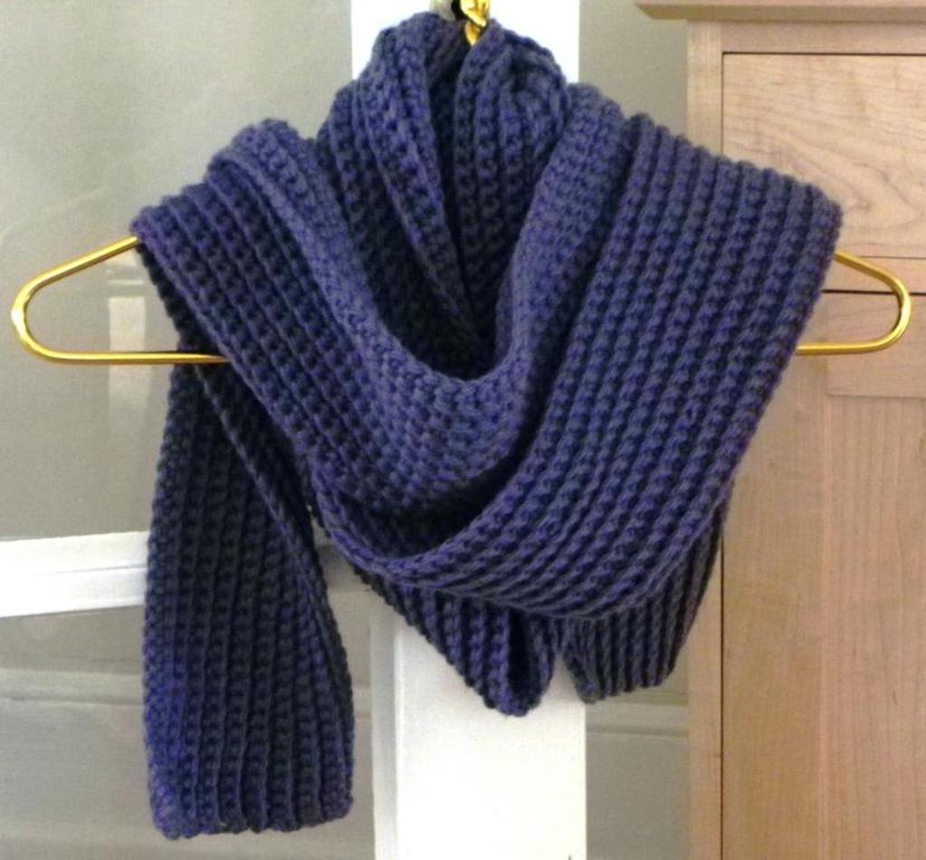 Simple Scarf Knitting Patterns For Beginners Easy Scarf Knitting Patterns For Beginners Craftsdiyinfo Free