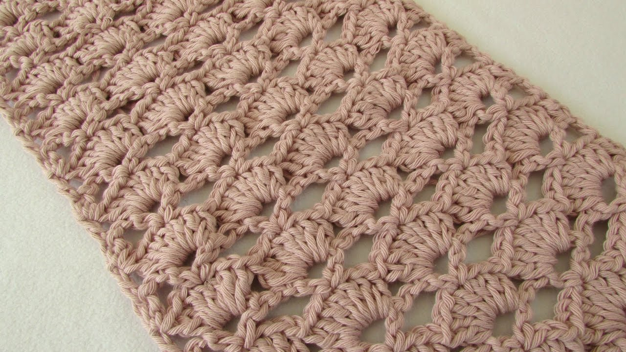 Simple Scarf Knitting Patterns For Beginners How To Crochet An Easy Lace Scarf For Beginners