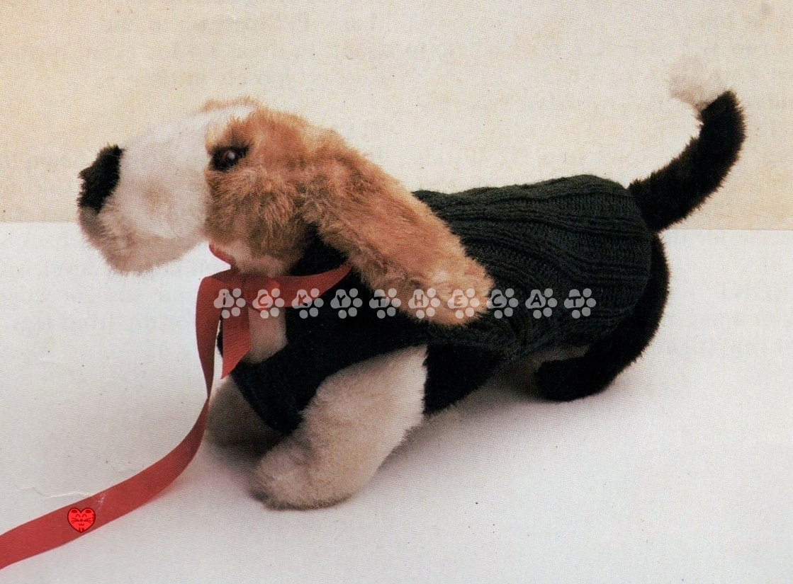 Small Dog Coat Knitting Pattern Free Almost Free Vintage Knitting Pattern To Make Dog Coat Or Jumper For A Dachshund In Dk Pdf For Immediate Digital Delivery