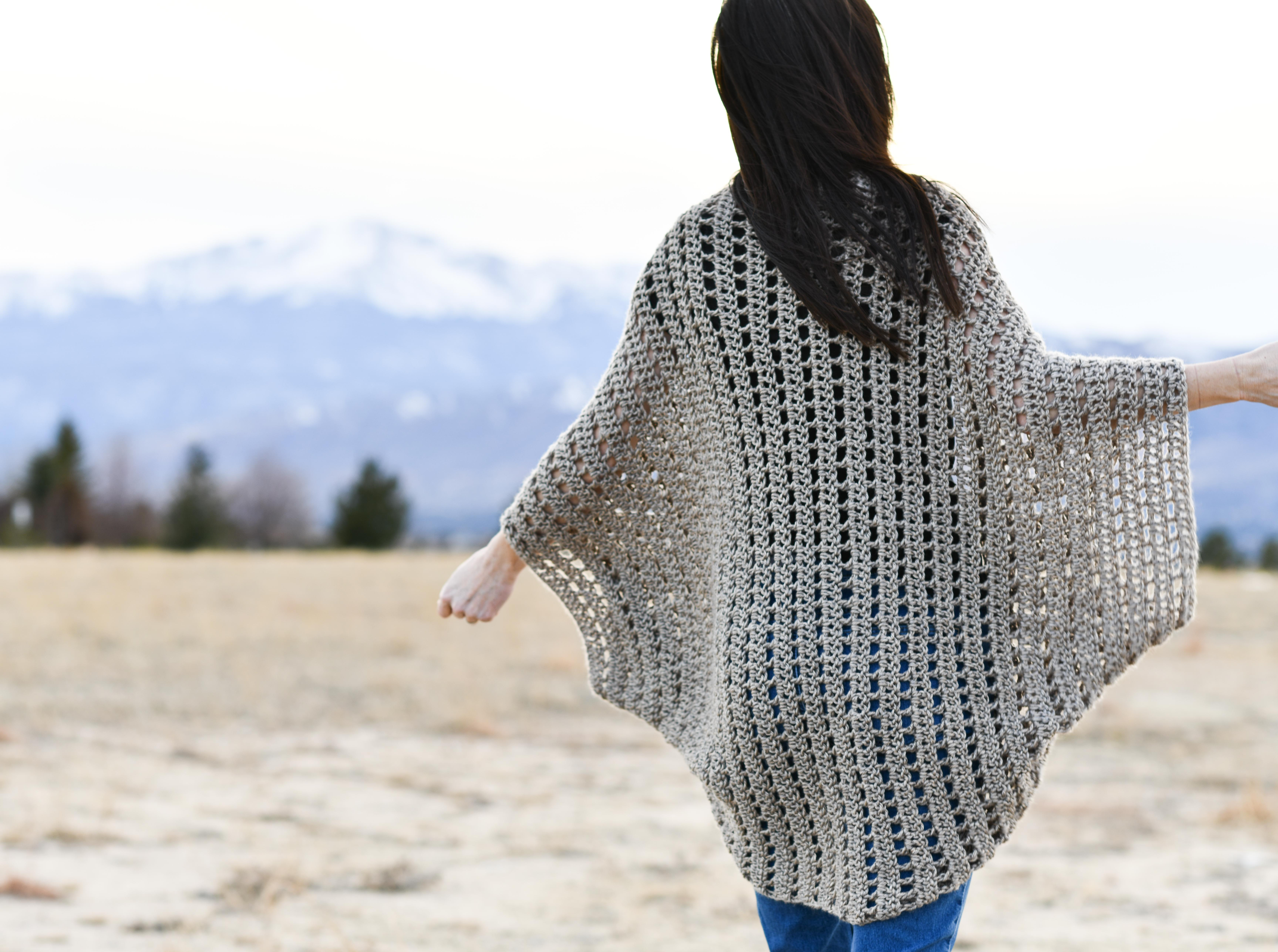 Summer Shrug Knitting Pattern How To Crochet An Easy Summer Shrug Mama In A Stitch Knitting