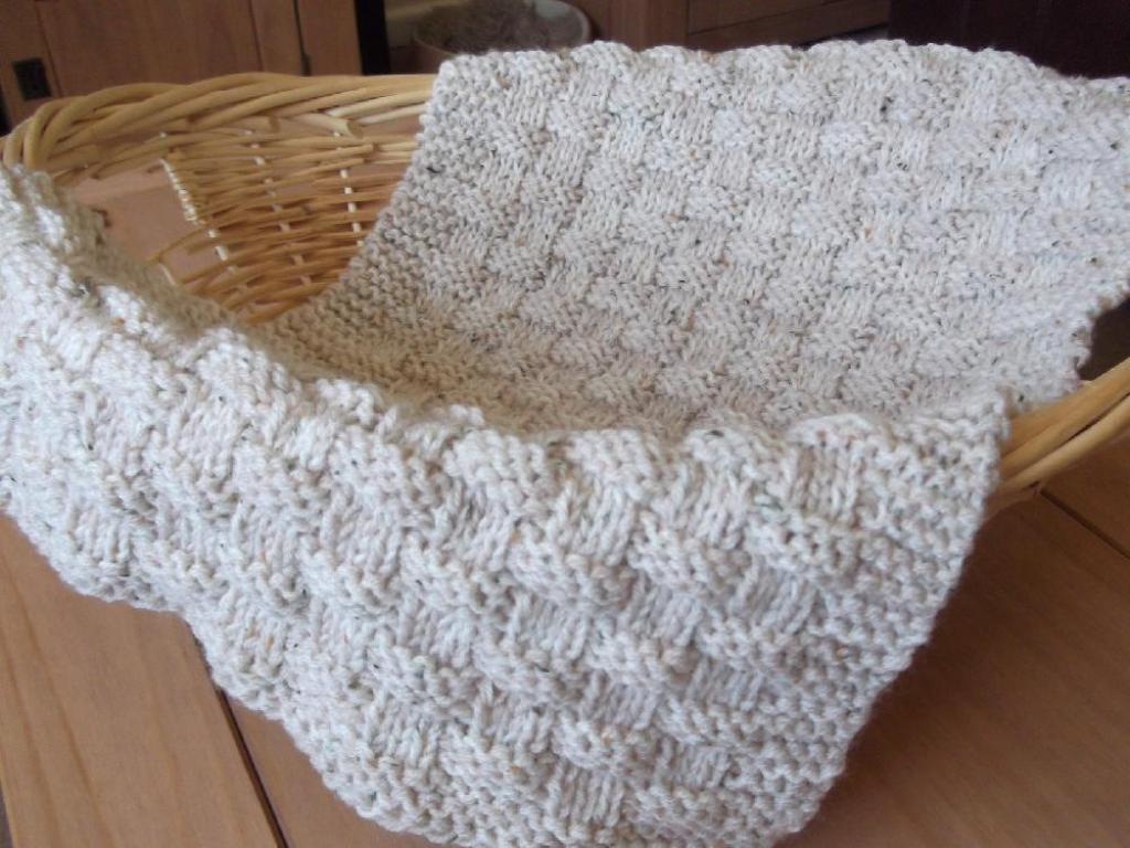 Super Easy Knit Baby Blanket Pattern Quick Knit Ba Blanket Super Easy Knitting Patterns Empoto