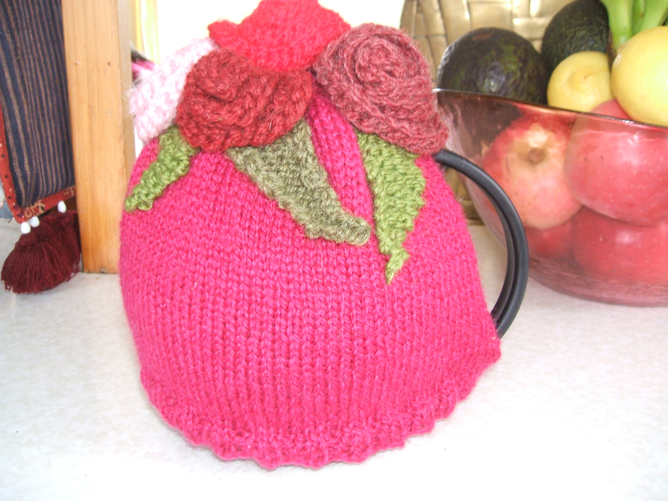 Tea Cosy Knitting Patterns Easy Crochet Tea Cosy Patterns Patterns Gallery