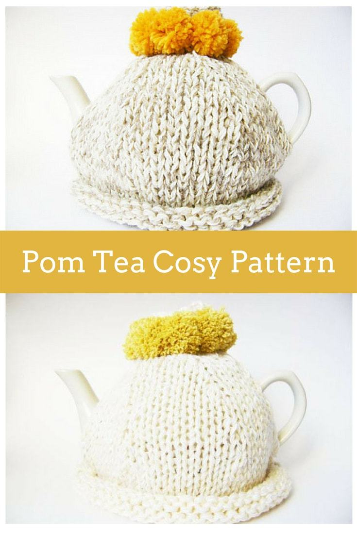 Tea Cosy Knitting Patterns Easy Tea Cosy Pattern Free Knitting Patterns Handy Little Me