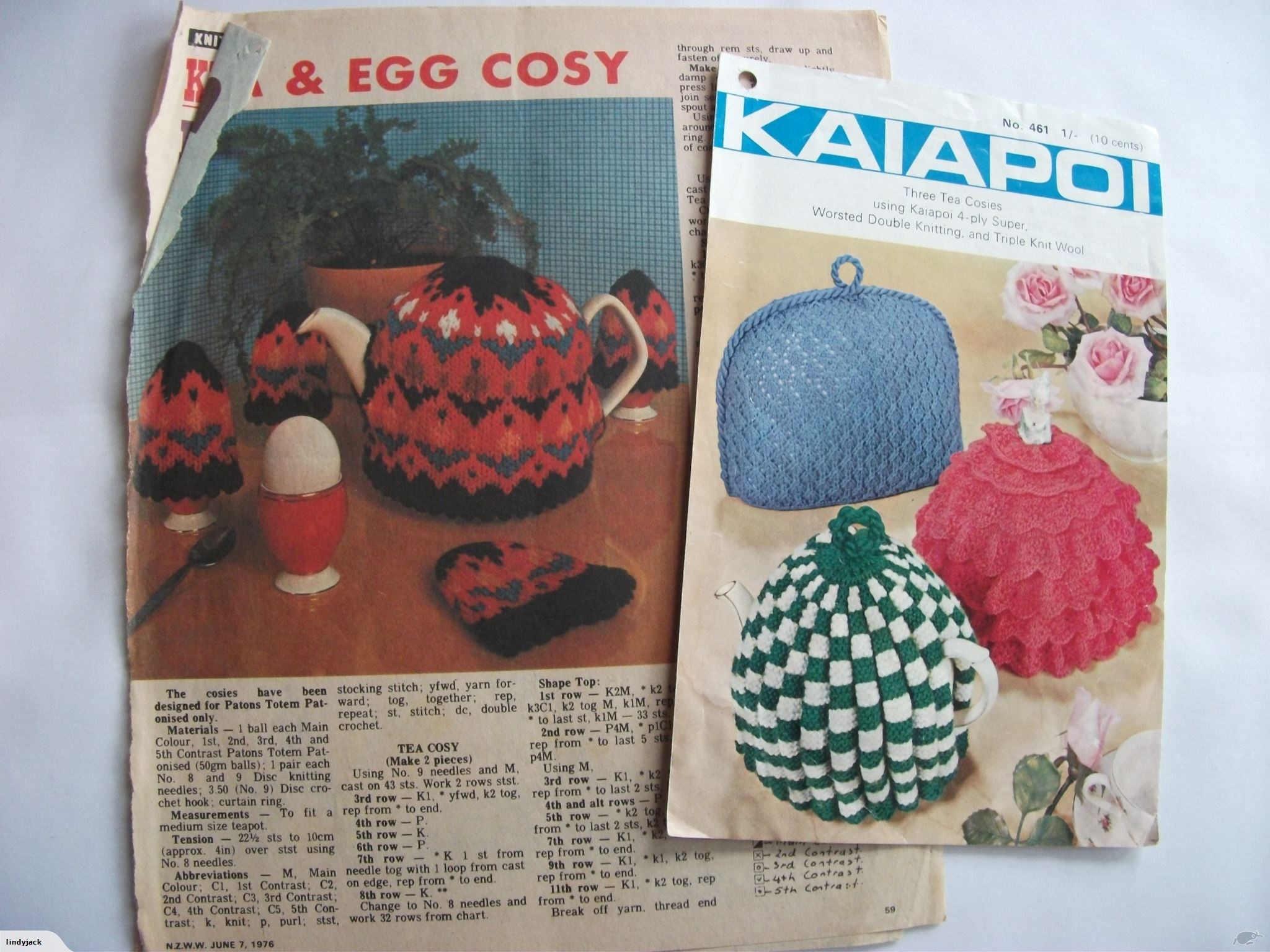 Tea Cosy Patterns To Knit Tea Egg Cosy Knitting Patterns