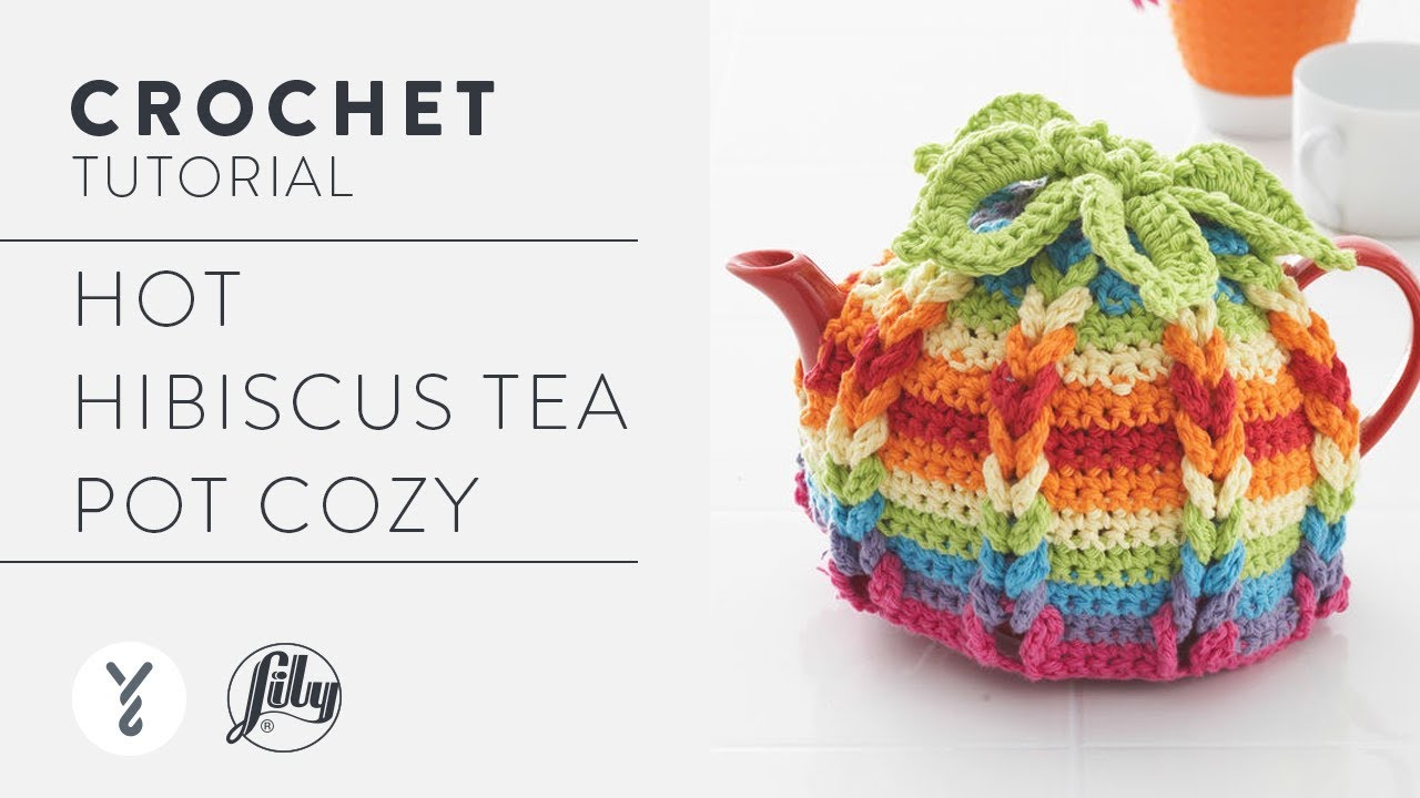 Tea Cozy Patterns To Knit Crochet A Tea Pot Cozy Hot Hibiscus Tea Cozy