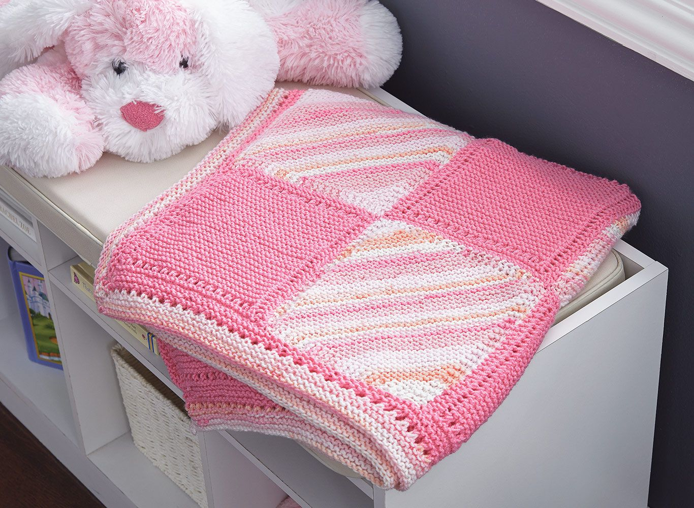 Trendy Baby Knitting Patterns Patches Ba Blanket
