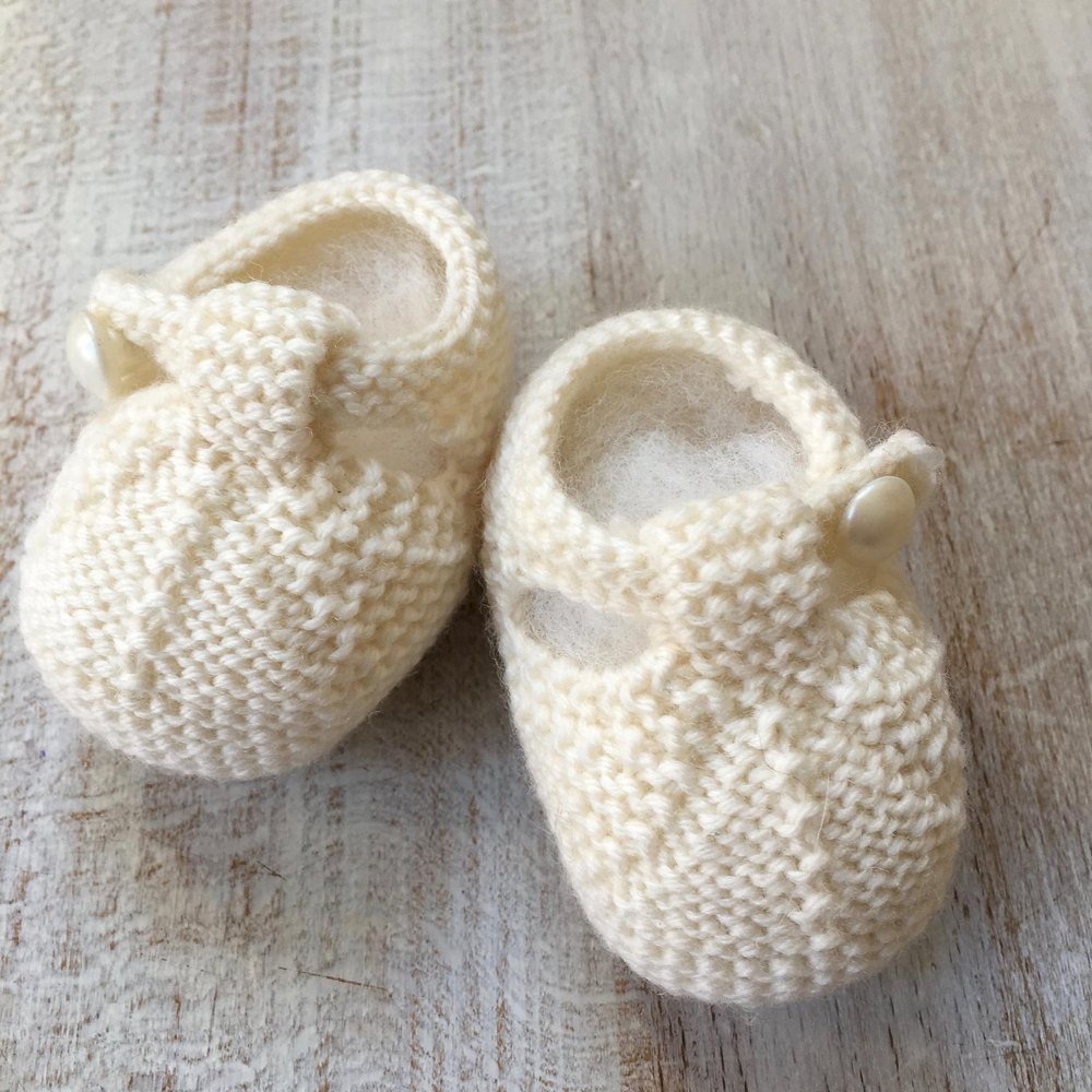 Trendy Baby Knitting Patterns The Gift Of Knitted Ba Booties Thefashiontamer