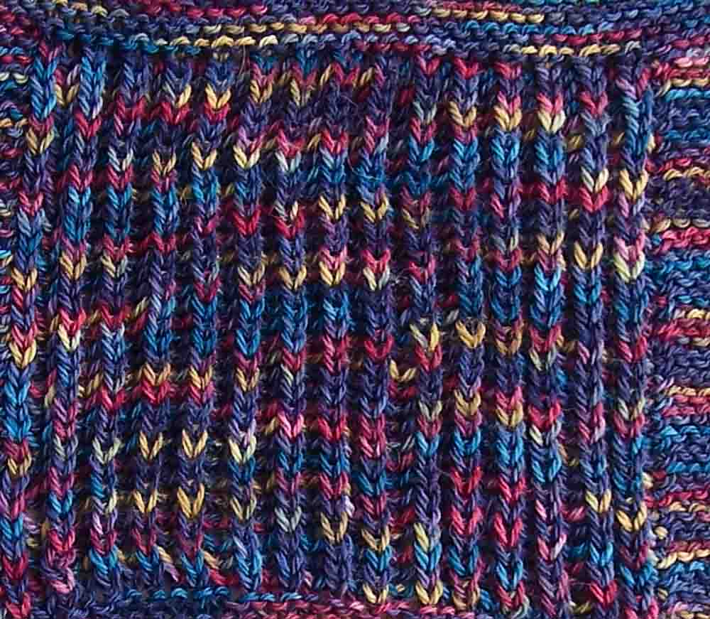 Variegated Yarn Patterns Knitting Knitting Stitches For Variegated Yarn Intrepid Tulips Yarn