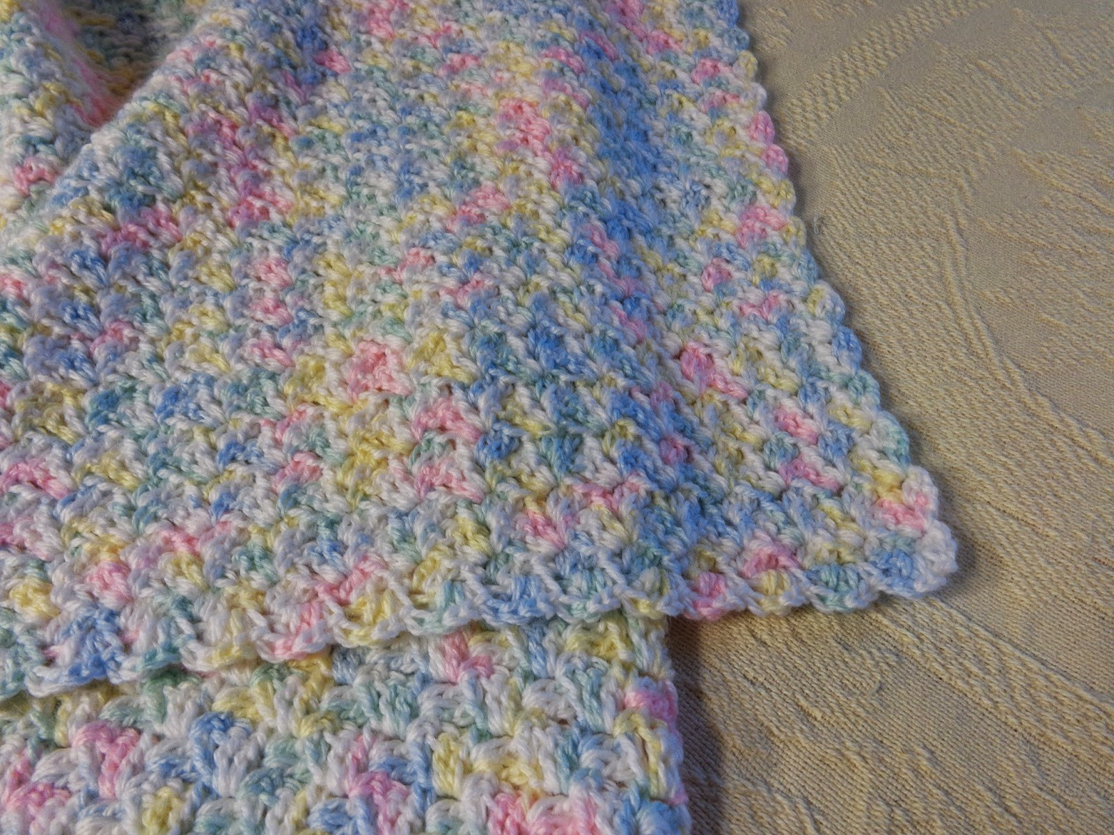 Variegated Yarn Patterns Knitting Topic For Crochet Ba Blanket Patterns With Variegated Yarn