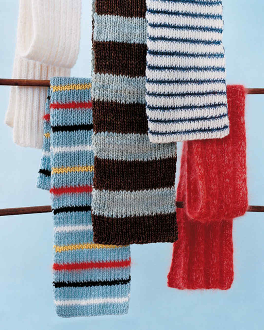 Vertical Striped Scarf Knitting Pattern 10 Striped Scarf Knitting Pattern The Funky Stitch