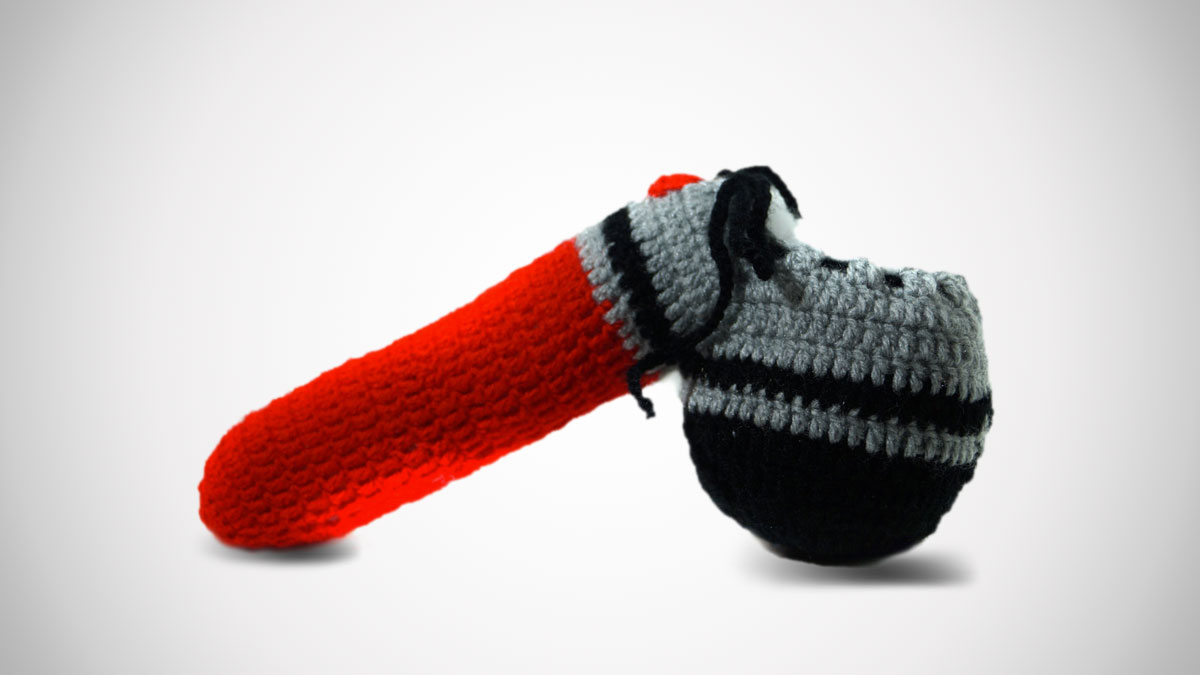Willie Warmer Knitting Pattern Free Lightsaber Willy Warmer