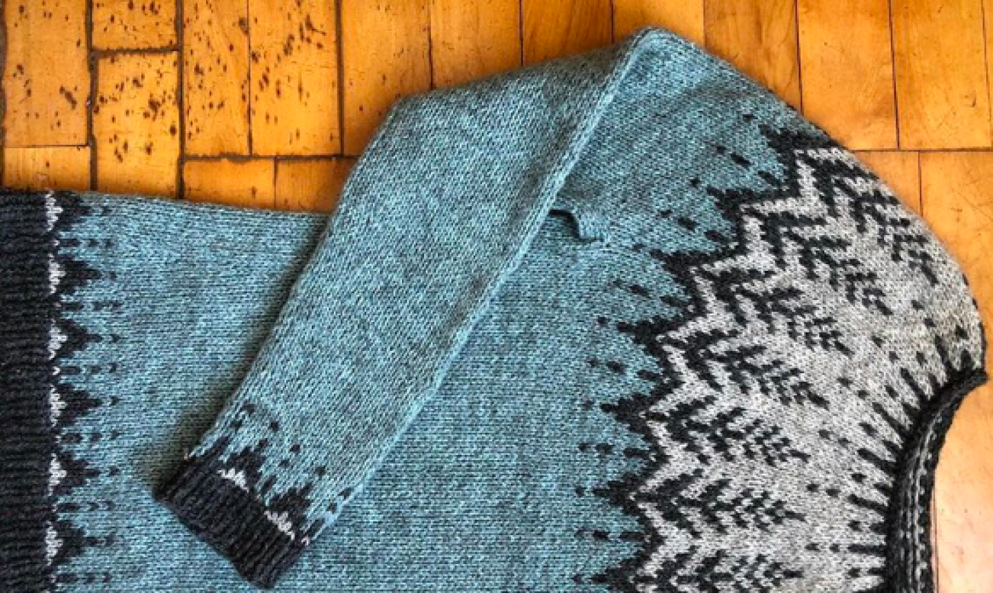 Yoke Knitting Pattern Fall Sweater Crush The Yoke