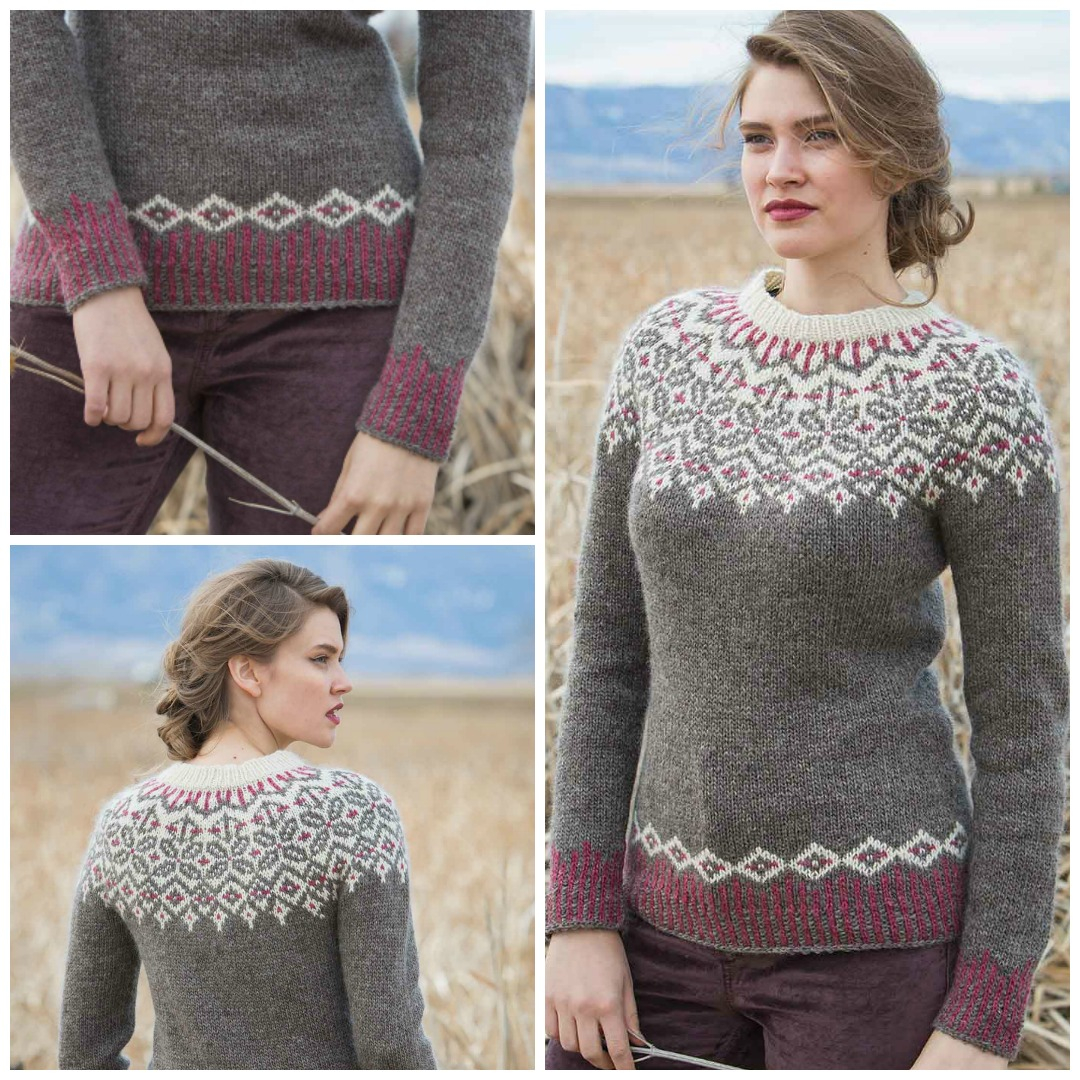 Yoke Knitting Pattern Your 12 Favorite Winter Knitting Patterns Of 2017