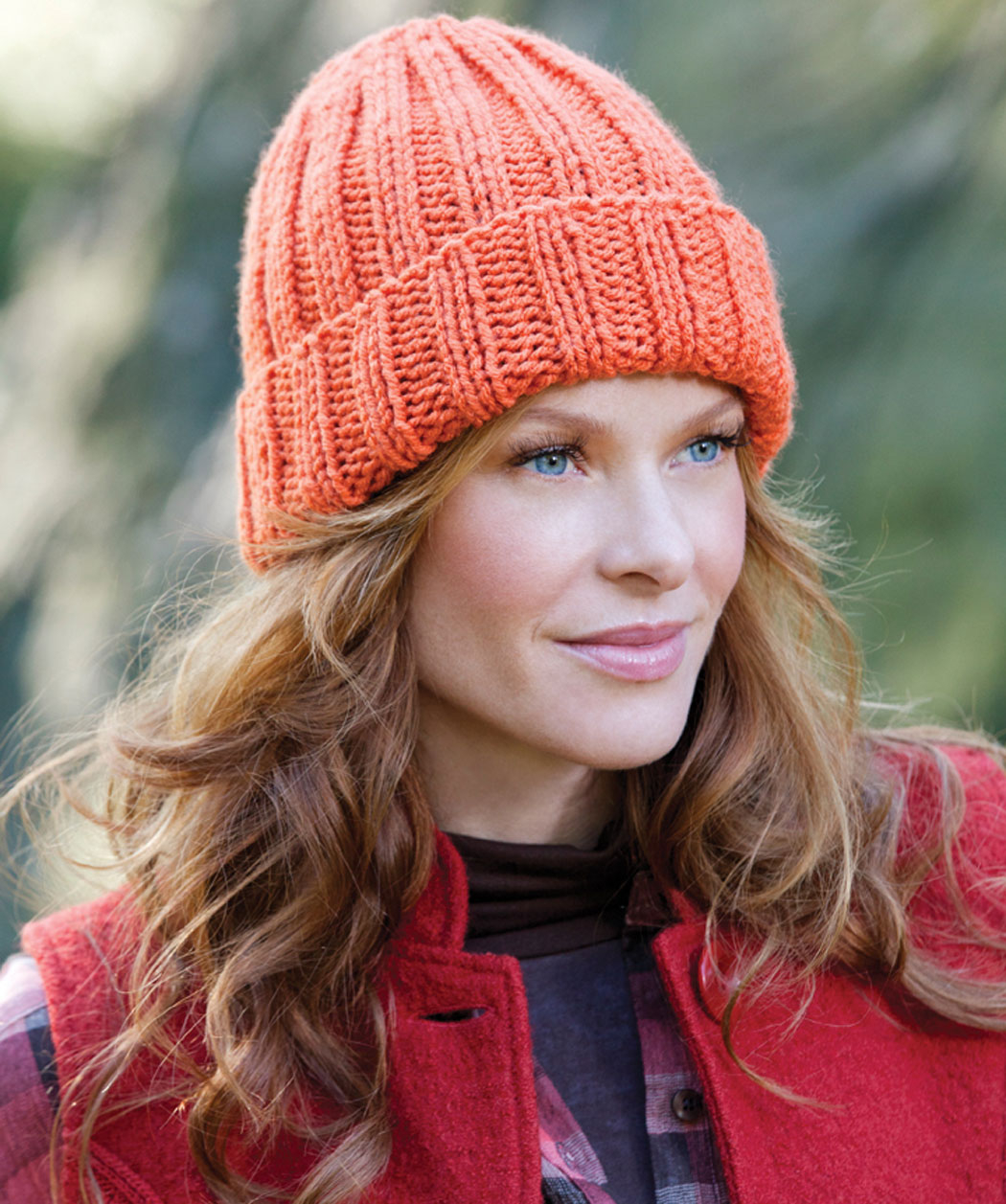 27+ Beautiful Picture of Easy Knit Hat Pattern For ...
