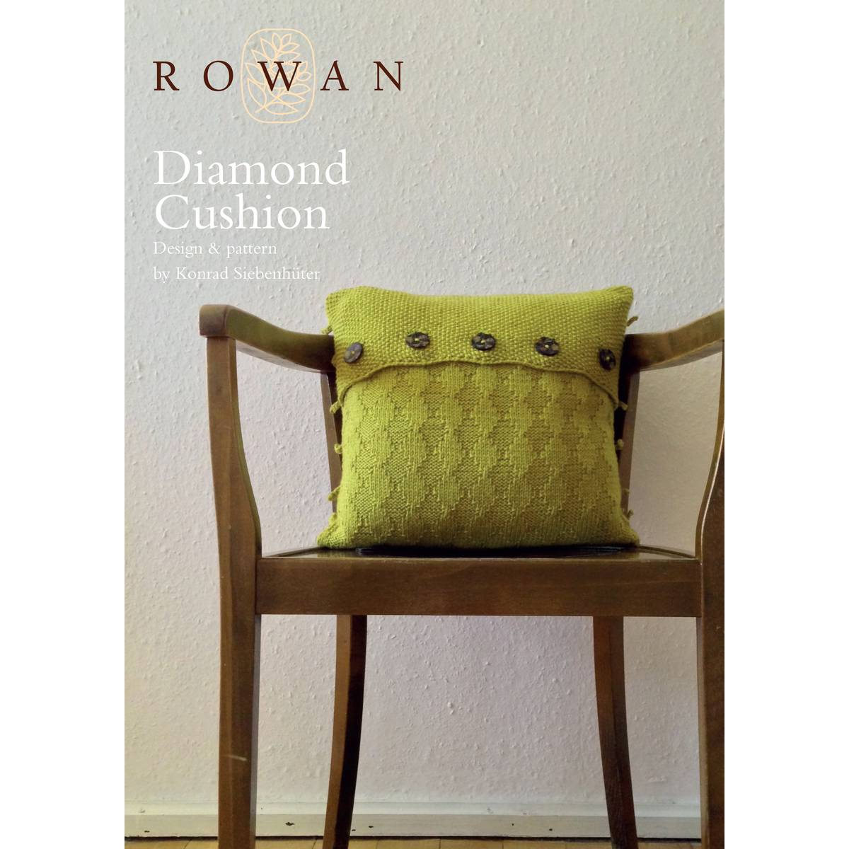 Free Cushion Cover Knitting Pattern Free Pattern Knit A Diamond Cushion Hobcraft