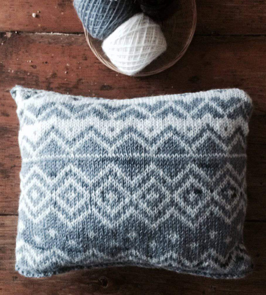 Free Cushion Cover Knitting Pattern Pillow Knitting Patterns In The Loop Knitting