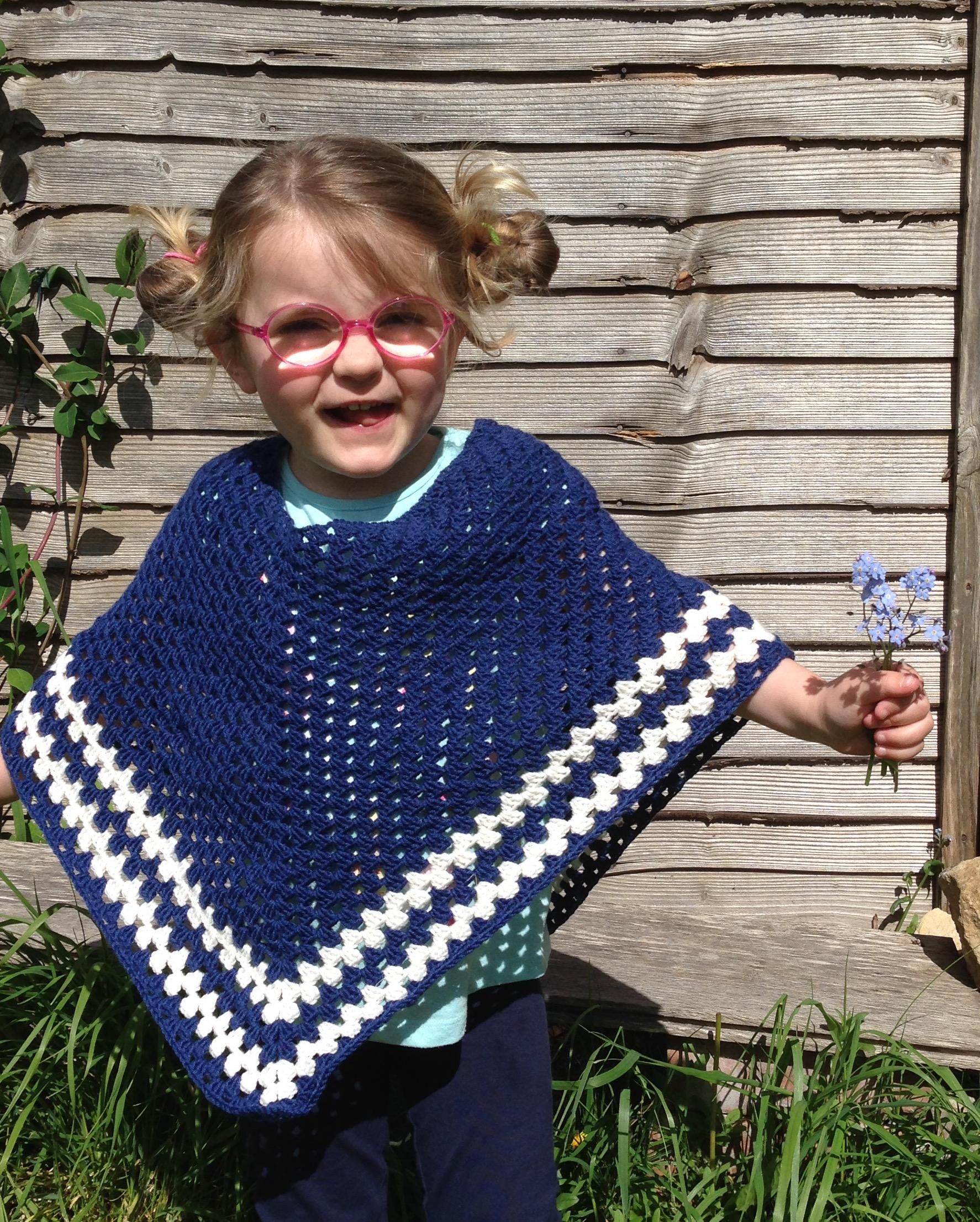 Free Easy Baby Poncho Knitting Pattern 39 Crochet Poncho Patterns The Funky Stitch