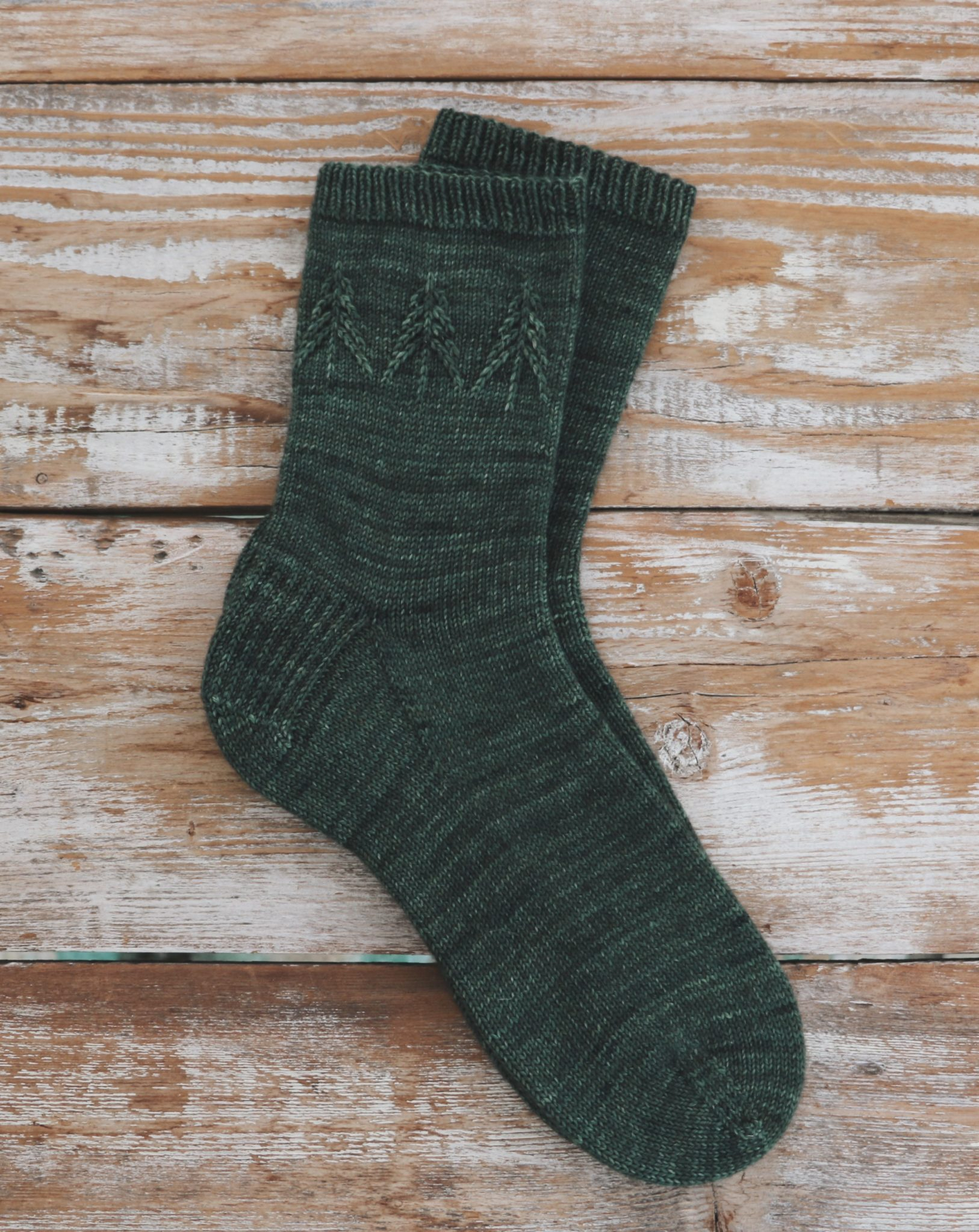 Free Knitting Patterns For Socks On Four Needles Spruce Socks Knitting Pattern Originally Lovely