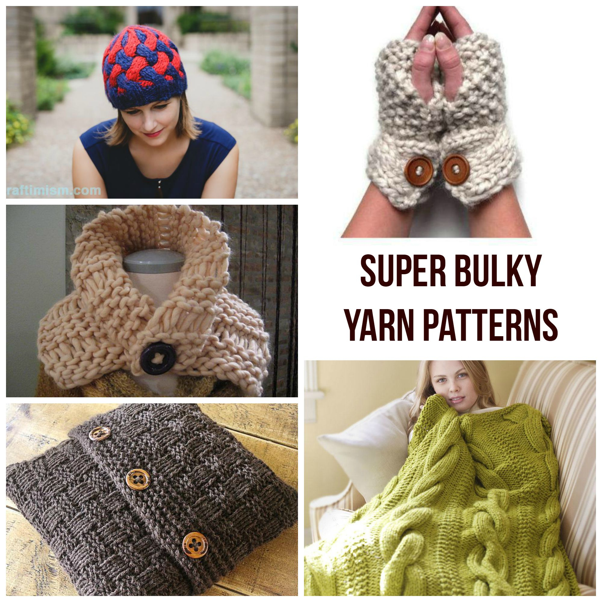 Free Knitting Patterns For Super Chunky Yarn Chunky Knit Hat Pattern Roundup 12 Quick Cozy Patterns
