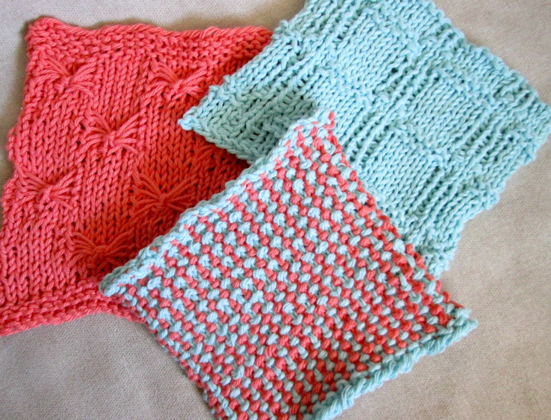 Knit Washcloth Patterns Dishcloth Knitting Pattern Knit Washcloth Pattern Knit Pattern For Dish Rag Butterflies Windows And Slip Stitch Dishcloth Pattern