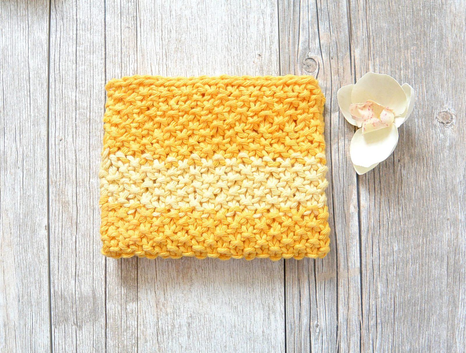 Knit Washcloth Patterns Easy Knit Waschloth Pattern Sunshine Washcloth Mama In A Stitch