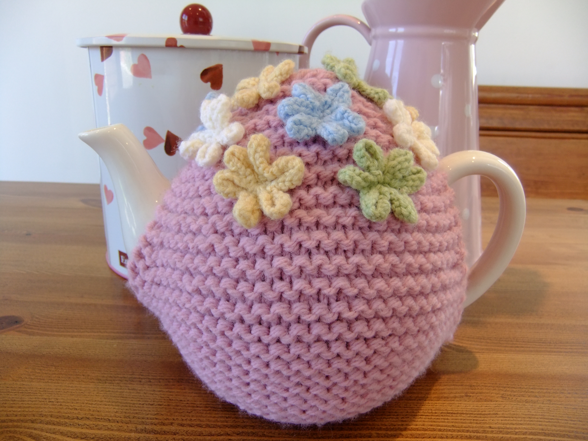 Knitted Tea Cosy Pattern Easy Free Knitting Patterns Uk Tea Cosy