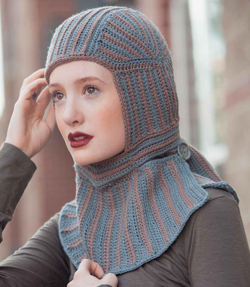 Knitting Pattern Balaclava Lady Knight Balaclava Crochet Pattern Download