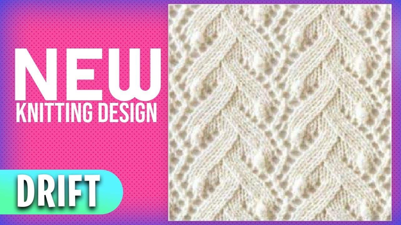 Knitting Patterns Designs New Beautiful Knitting Pattern Design 2018 Drift Knitting Pattern Design 2018