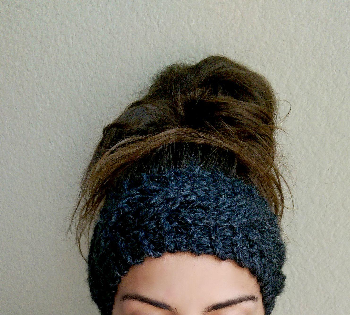 Knitting Patterns Headbands Ear Warmer 10 Knit Headband Ear Warmer Patterns The Funky Stitch