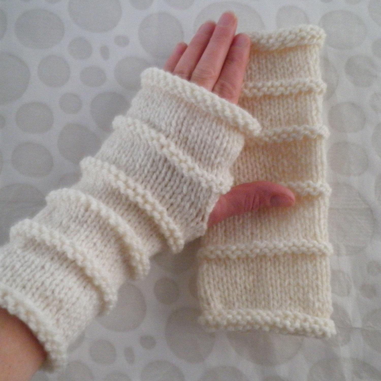 Mens Fingerless Gloves Knit Pattern Knitting Pattern Oslo Fingerless Gloves Easy Glove Pattern 3 Sizes 3 Lengths Knit Straight Aranworstedsimple Glove Patterneasy