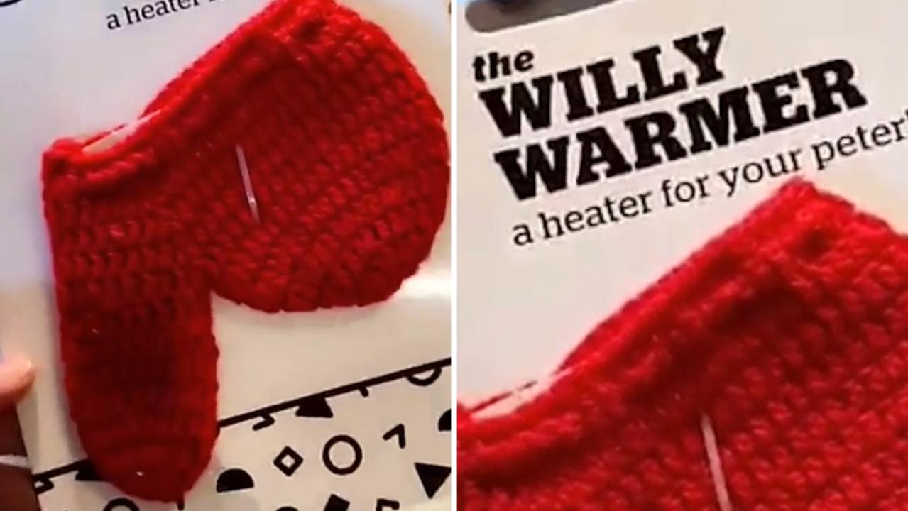 Willie Warmer Knitting Pattern Free Chrissy Teigen Reveals Her Dad Bought John Legend A Willy Warmer
