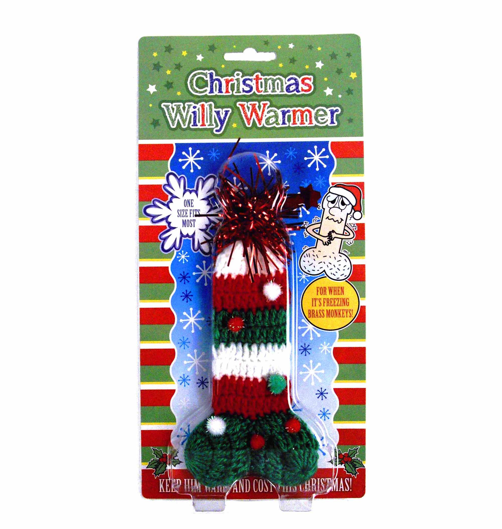Willie Warmer Knitting Pattern Free Christmas Knitted Willy Warmer